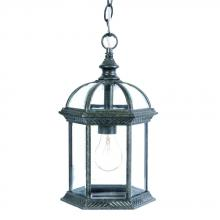 Acclaim Lighting 5276ST - Dover Collection Hanging Lantern 1-Light Outdoor Stone Light Fixture