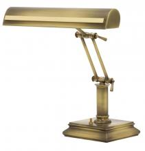 House of Troy PS14-201-AB/PB - Desk/Piano Lamp