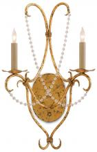 Currey 5000-0027 - Crystal Lights Wall Sconce