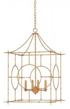 Currey 9000-0145 - Lynworth Lantern, Large