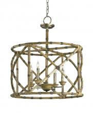 Currey 9694 - Palm Beach Lantern
