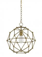 Currey 9704 - Percy Chandelier, Small